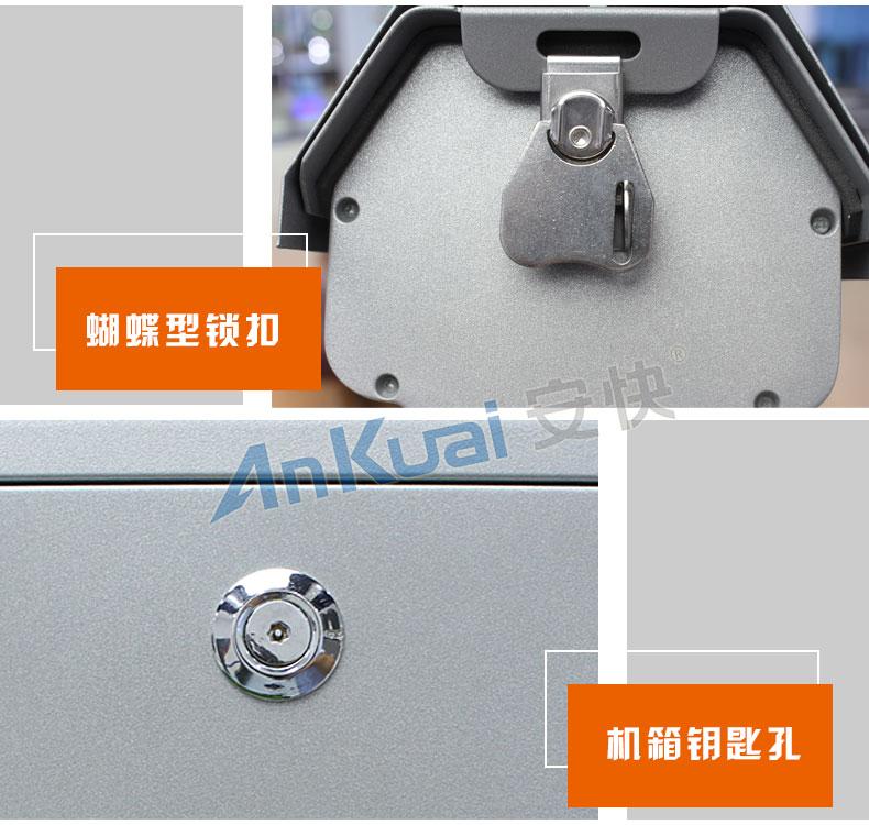 安快P808车牌识别系统细节
