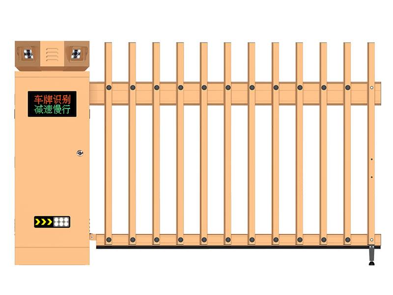 安快D137大型栅栏门